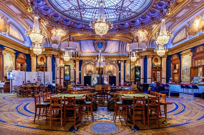 Les Casinos du bassin méditérranéen