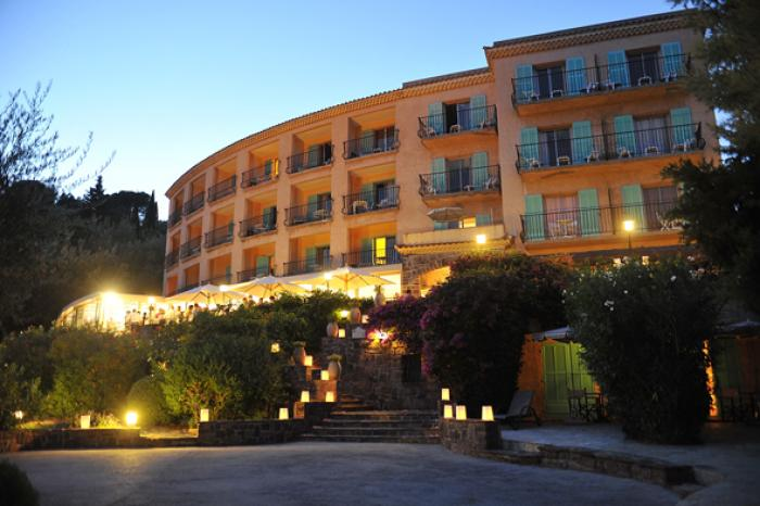 hotel-residence-beach cavalaire-sur-mer
