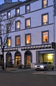 hotel-les-commercants clermont-ferrand