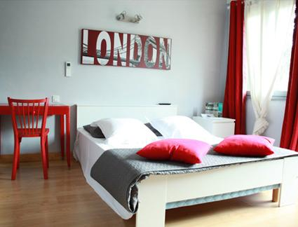 Chambre londonienne