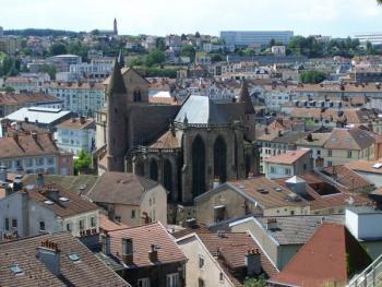 Basilique saint maurice d 39 epinal monument epinal for Horaire piscine epinal