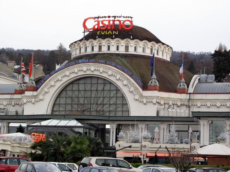 casino machine a sous thonon les bains