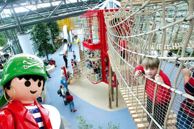 Playmobil Funpark In Zirnberg Bei Nürndorf 3 Tage Im 4 Sterne Hotel ...