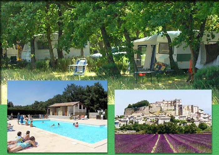 camping-les-truffieres grignan