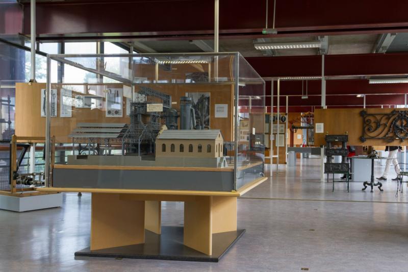 Le mus e de l 39 histoire du fer mus e jarville la malgrange - Musee de l histoire du fer nancy ...