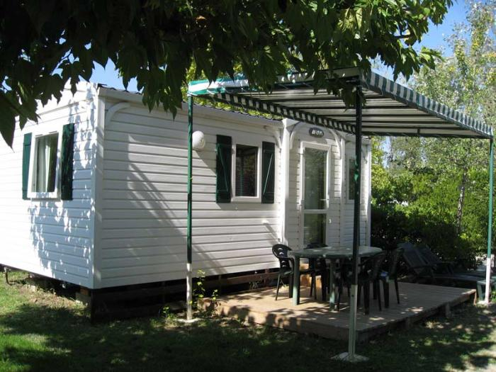 Mobil home Luberon