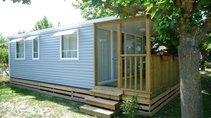 Mobil-home Cigale Luxe