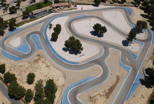 circuit paul ricard karting test track karting le castellet. Black Bedroom Furniture Sets. Home Design Ideas