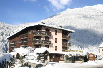 hotel-chris-tal les-houches