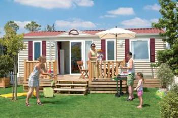 Mobil homes 6 personnes