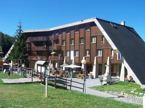 Hotel Restaurant St Jean De Montclar
