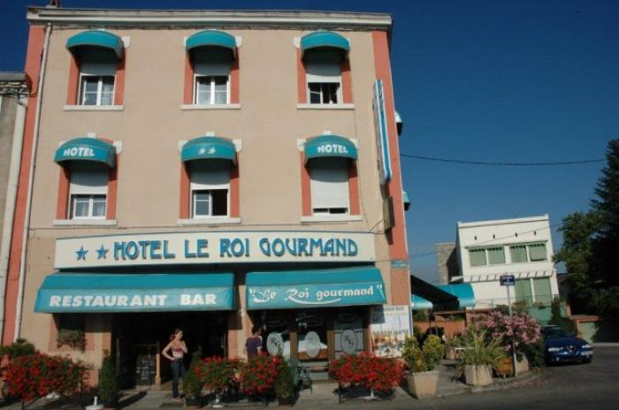 hotel-le-roi-gourmand pamiers