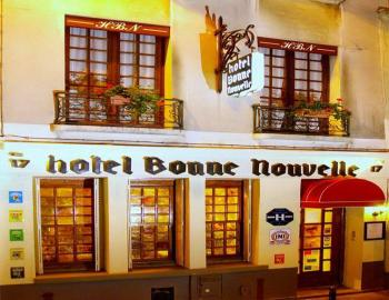 H 244 Tel Bonne Nouvelle H 244 Tels Paris 2eme
