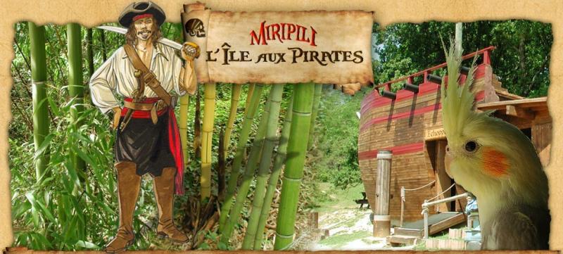 Miripili l 39 le aux pirates parc saint antoine l 39 abbaye - Office de tourisme saint antoine l abbaye ...