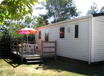 Mobil home grand confort