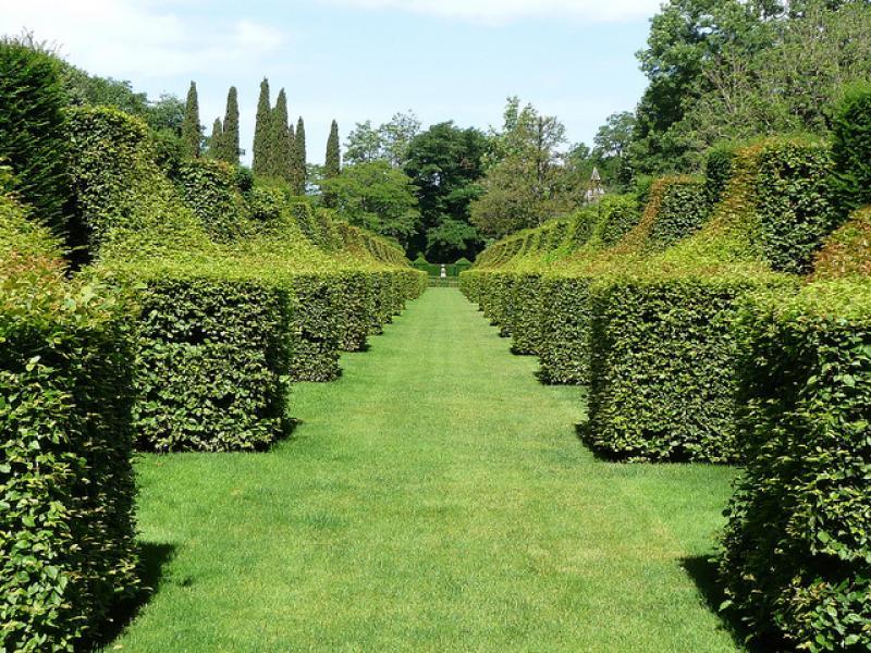 Parc jardins du manoir d 39 eyrignac parc salignac eyvigues - Jardins du manoir d eyrignac ...
