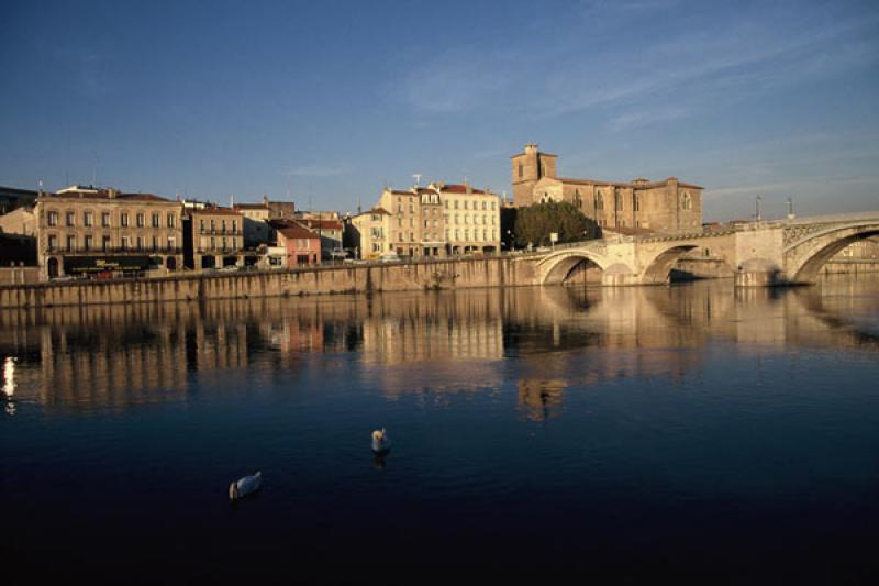 Circuit bienvenue au pays de romans et bourg de p age for Piscine diabolo a bourg de peage
