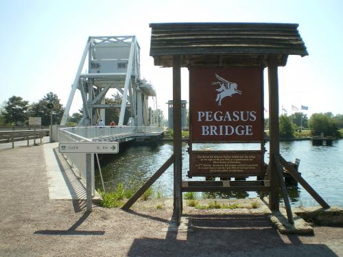 Jour 4 : Pegasus Bridge <